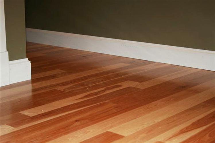 Custom Hickory Hardwood Flooring Ponders Hollow Custom