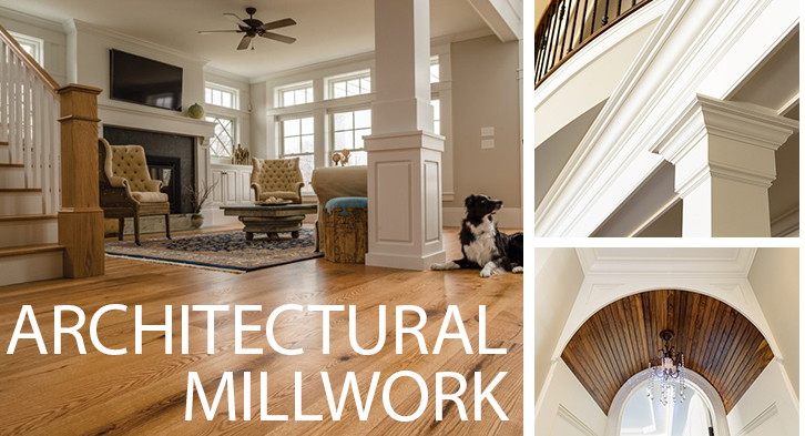 Architectural Molding And Millwork : Architectural millwork ponders hollow custom wood
