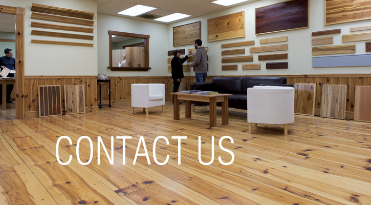 Contact Ponders Hollow to discuss your custom flooring or millwork needs.